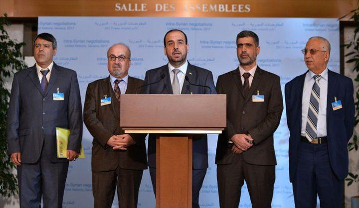"""المعارضة السورية تتهم النظام بالدفاع عن """"تنظيم الدولة"""""""