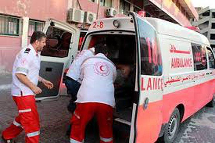 اصابة فتى بانفجار جسم مشبوه من مخلفات الاحتلال في رام الله