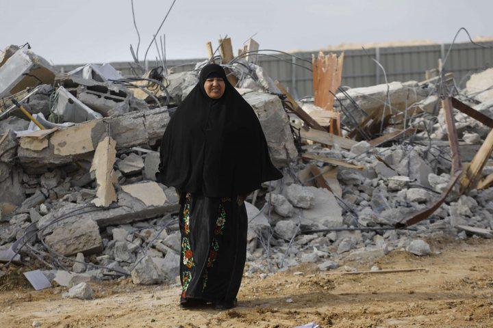 الاحتلال يهدم منزلين في النقب