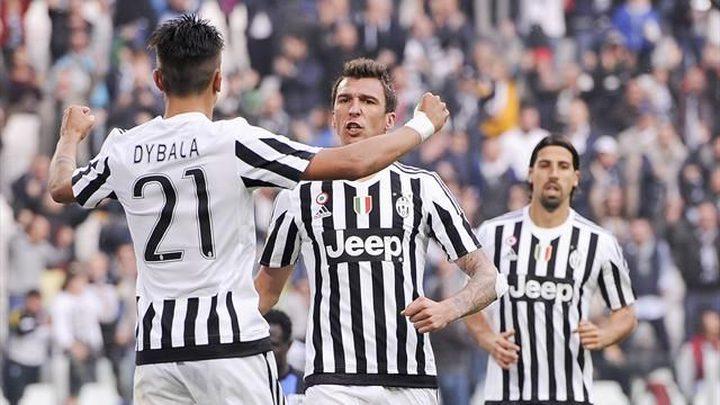 يوفنتوس يضع قدماً في نهائي كأس ايطاليا