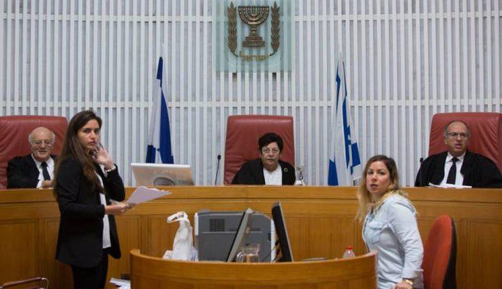"""محكمة للاحتلال تنظر اليوم في استئناف قدمه القاتل """"أزاريا"""""""