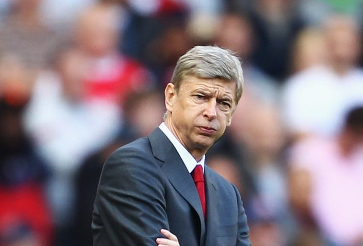 آرسن فينغر يفكر بالانتقال الى ريال مدريد
