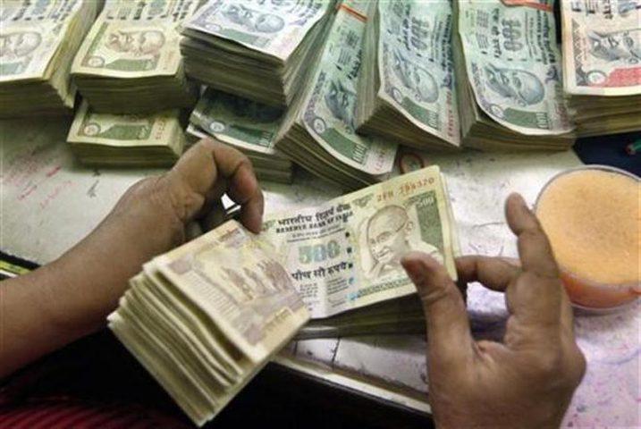 تراجع النمو في الاقتصاد الهندي