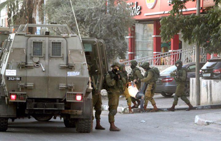 اصابات بمواجهات مع الاحتلال واقتحام نحالين غرب بيت لحم