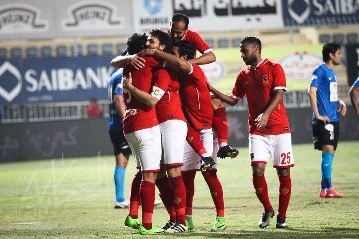 الأهلي يعبر كمين الداخلية في كأس مصر