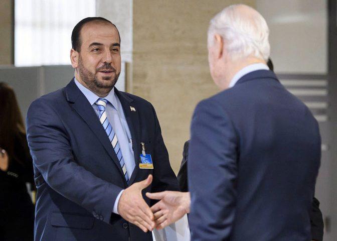 لاول مرة...سوريا تقبل نقاش الانتقال السياسي في جنيف