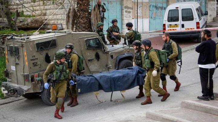 تقرير : الاحتلال لا يسمح  بعلاج الجرحى قبل ساعة من الاصابة