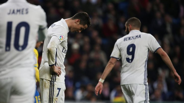 ريال مدريد يكتفي بالتعادل ويفقد الصدارة