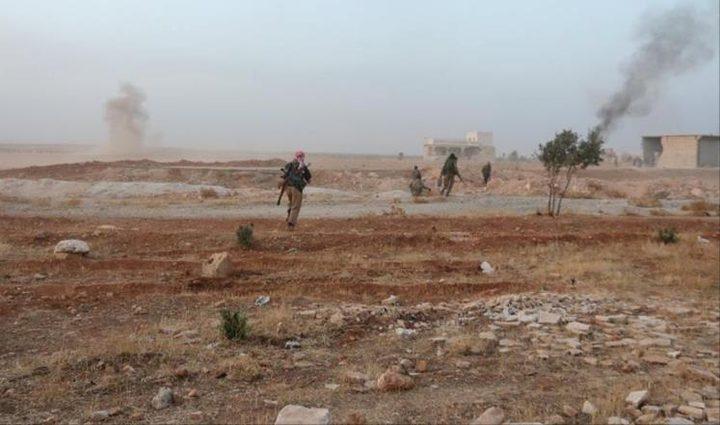 الجيش السوري يقصف مواقعاً للمعارضة المسلحة والاخيرة ترد