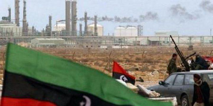 هدوء حذر يسود منطقة الهلال النفطي في ليبيا