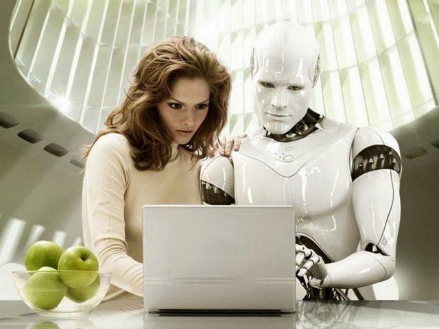 الروبوتات قد تكون خطر كبير على البشر