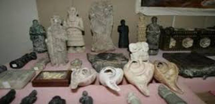 آثار عراقية في  معرض بينالي البندقية