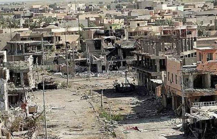 قرض بريطاني لإعادة إعمار العراق