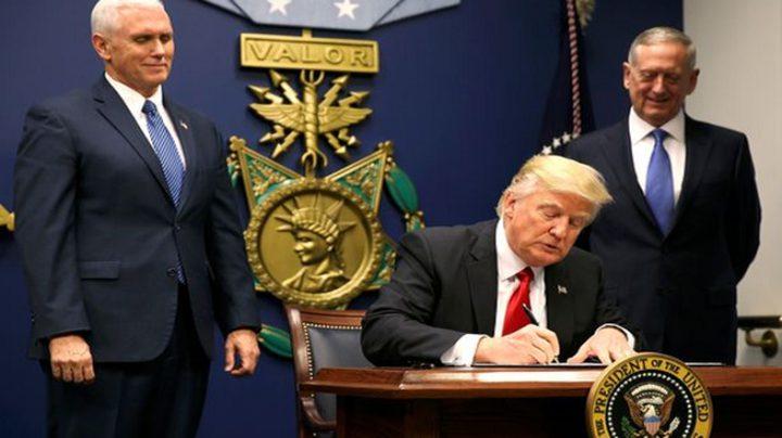 ترامب سيوقع قرارا جديدا بشأن الهجرة