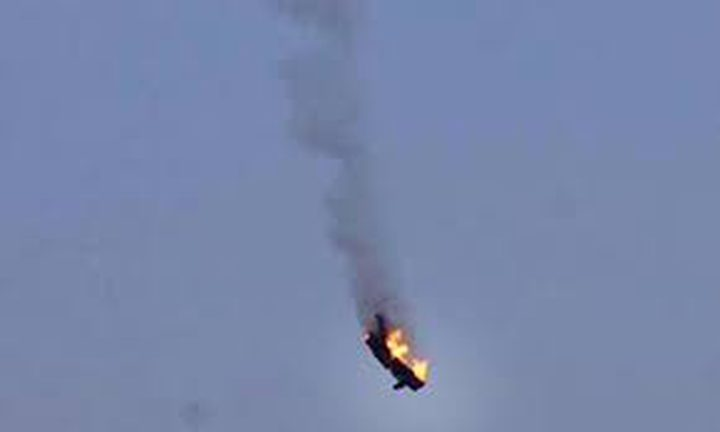 المعارضة المسلحة تسقط طائرة ميغ للجيش السوري