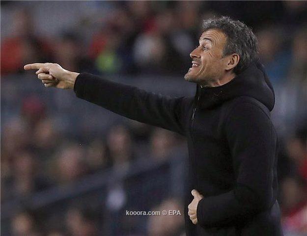 إنريكي يستنهض روح برشلونة قبل موقعة رد الاعتبار