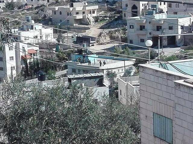 الاحتلال يقتحم بيت فجار (صور)