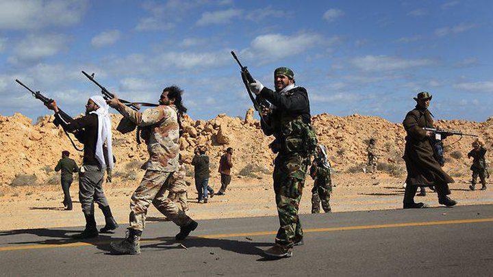 خسائر في قوات حفتر بليبيا