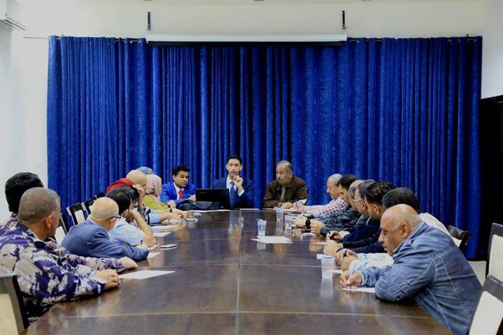 """ورشة عمل حول  """"الضبطية القضائية"""" في محافظة اريحا"""