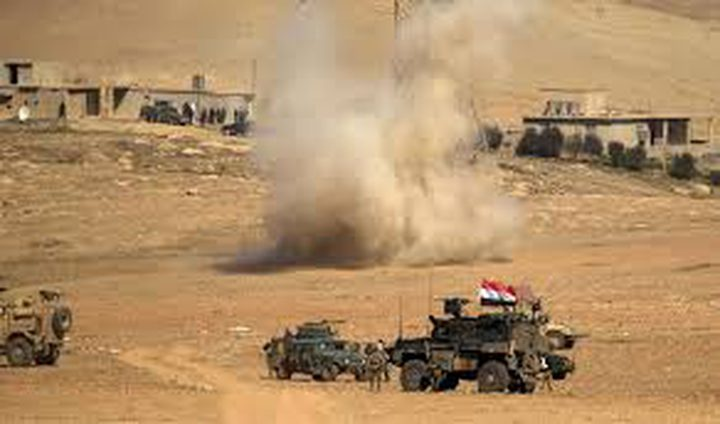 معارك شرسة بين القوات العراقية وتنظيم الدولة