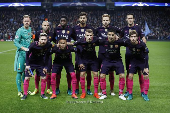 صحف كاتالونيا:برشلونة قادر على تحقيق معجزة أمام باريس سان جرمان