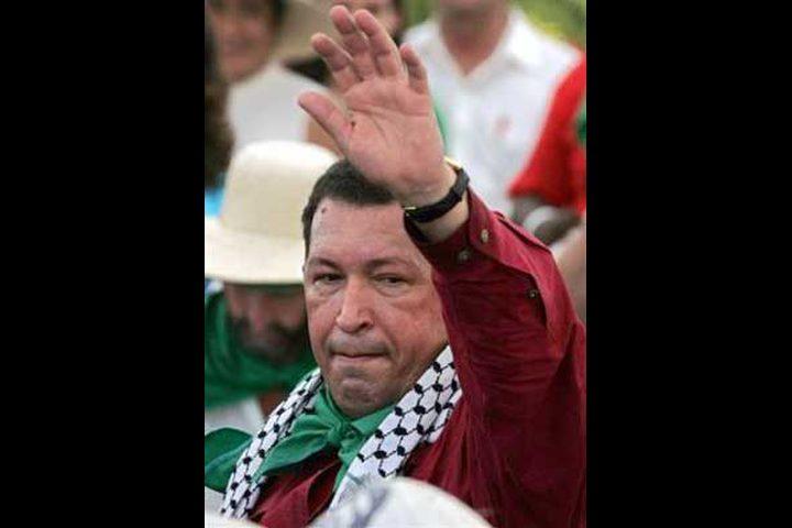 سفارة فنزويلا في فلسطين تحيي ذكرى رحيل تشافيز