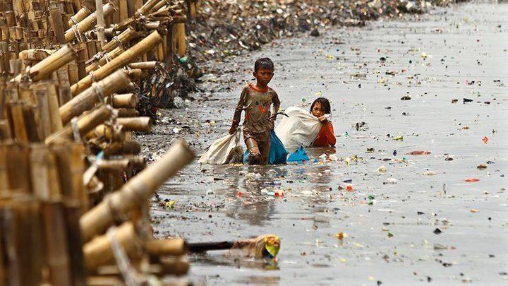 التلوث يفتك بحياة 1.7 مليون طفل سنويًا