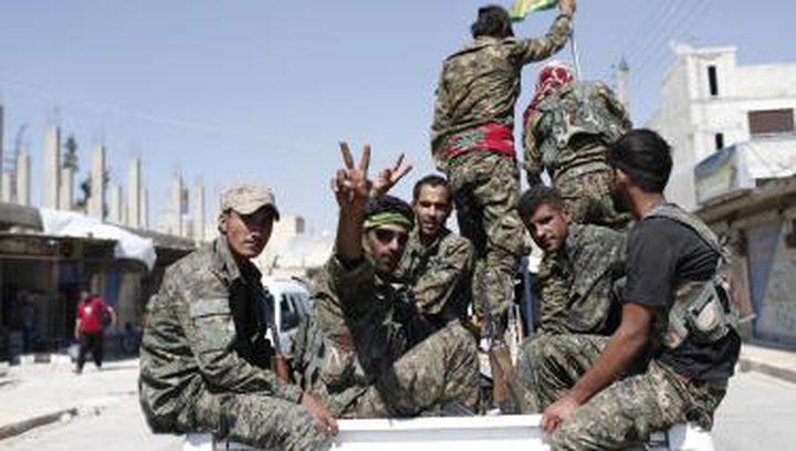 قوات أمريكية تنتشر في منبج السورية