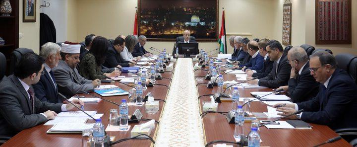 مجلس الوزراء : تعيين غازي حمد رئيسا للطاقة يكرس الانقسام