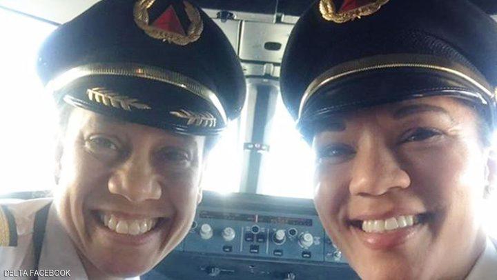 إمرأتان من أصل افريقي تدخلان عالم الطيران