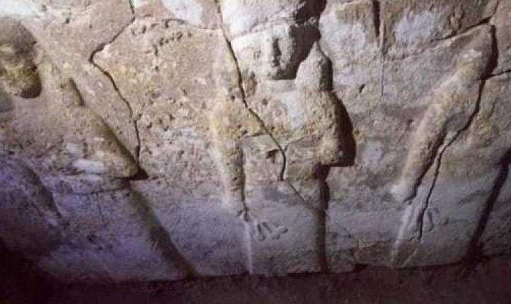 اكتشاف قصر آشوري بالصدفة