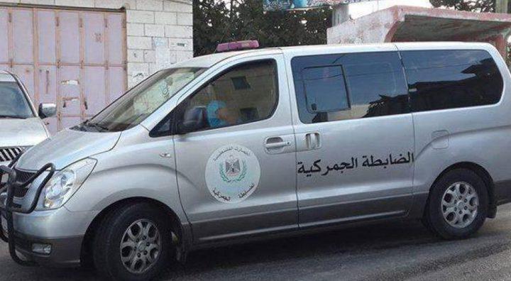 ضبط 4000 لتر سولار مهرب في رام الله