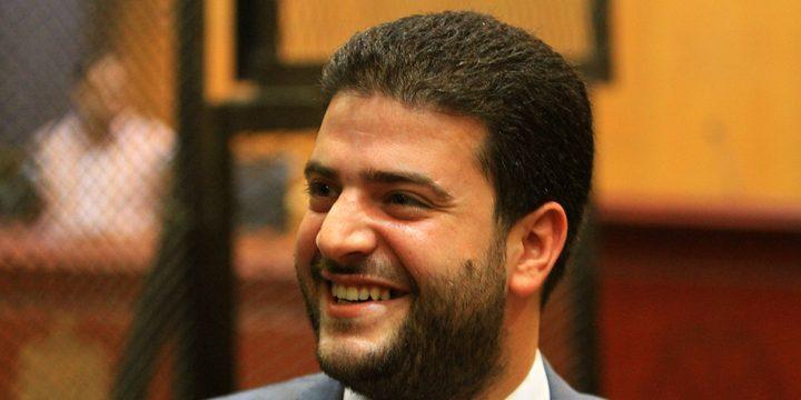 شكاوى من تعرض نجل مرسي لانتهاكات بمعتقله