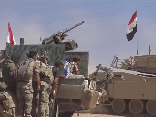 تقدم كبير للجيش العراقي بالموصل