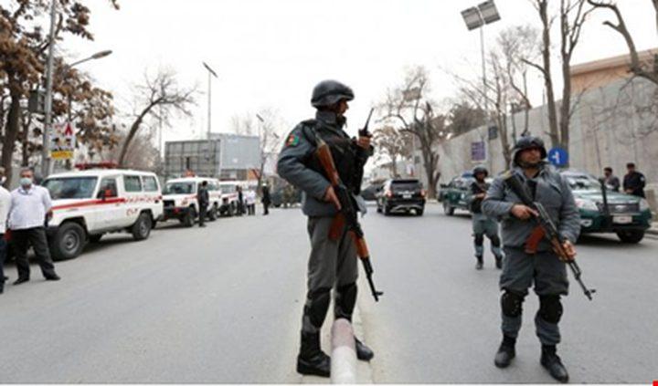 هجوم على مستشفى عسكري في كابول