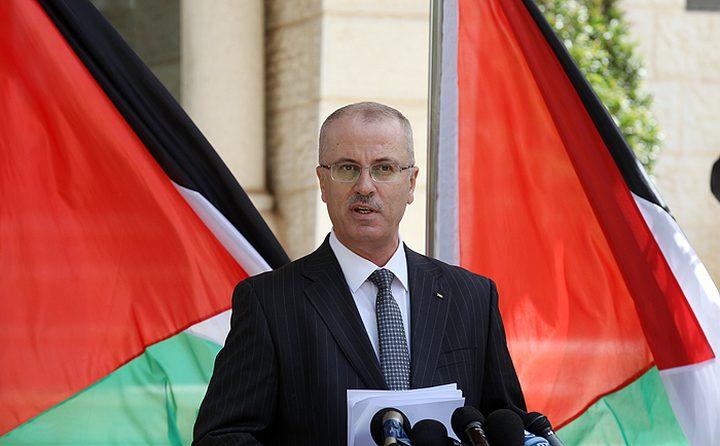 رئيس الوزراء يوجه كلمة لنساء فلسطين في يومهن (فيديو)