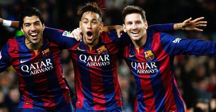 برشلونة يحقق المعجزة ويبلغ ربع نهائي أبطال أوروبا