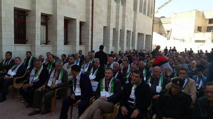 افتتاح مدرسة والتبرع ببناء اخرى باليامون