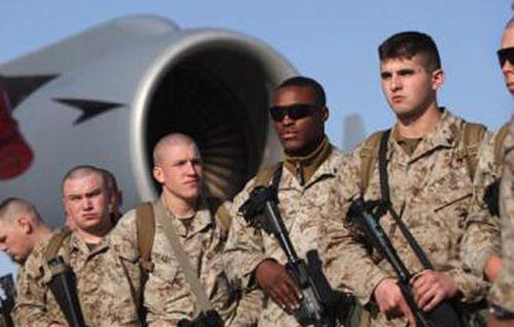 المارينز يصل سوريا استعدادا لمعركة الرقة