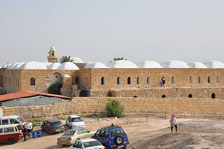 مقام النبي موسى جمال الفن المعماري الاسلامي