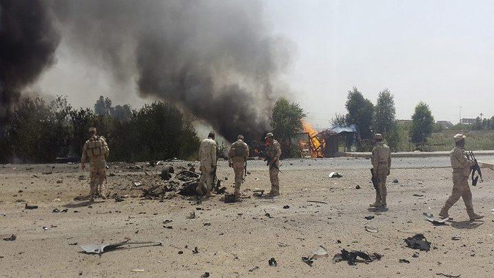 مقتل العشرات في تفجير مزدوج قرب تكريت