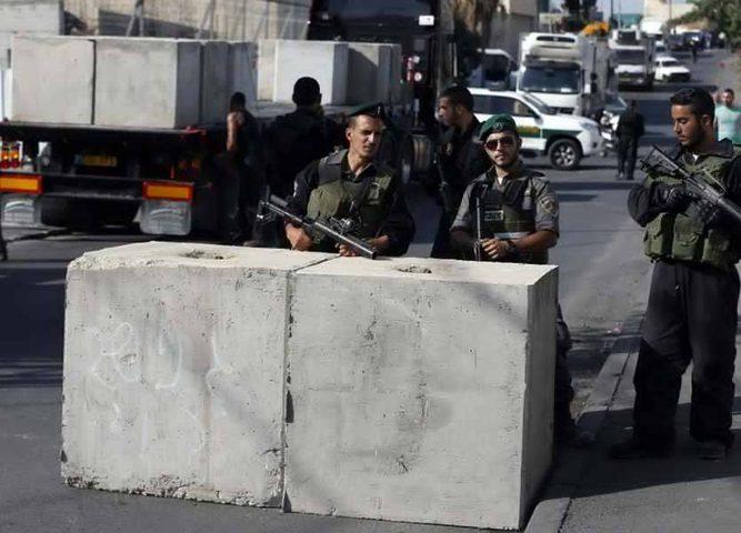 """""""المساخر"""" يغلق الضفة وغزة"""