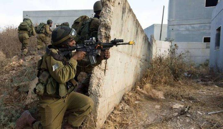 """جنود """"جفعاتي"""" يتدربون على اقتحام أنفاق غزة"""
