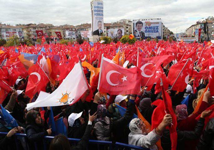 القضاء الألماني يرفض حظر الحملات الانتخابية التركية