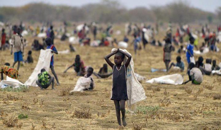 20 مليون انسان يواجهون خطر الموت جوعا