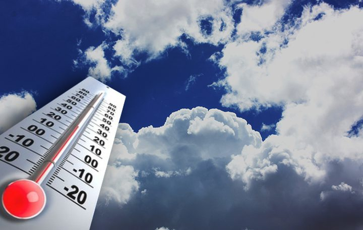 انخفاض ملموس على درجات الحرارة وامطار متفرقة