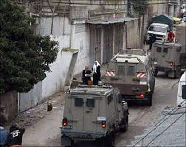 قوات الاحتلال تقتحم بيرزيت