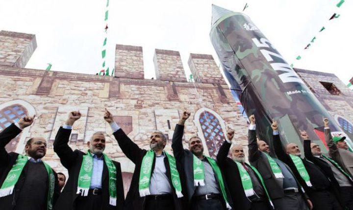 صحيفة: وثيقة حماس قبول بدولة 67 وانسلاخ عن التنظيم