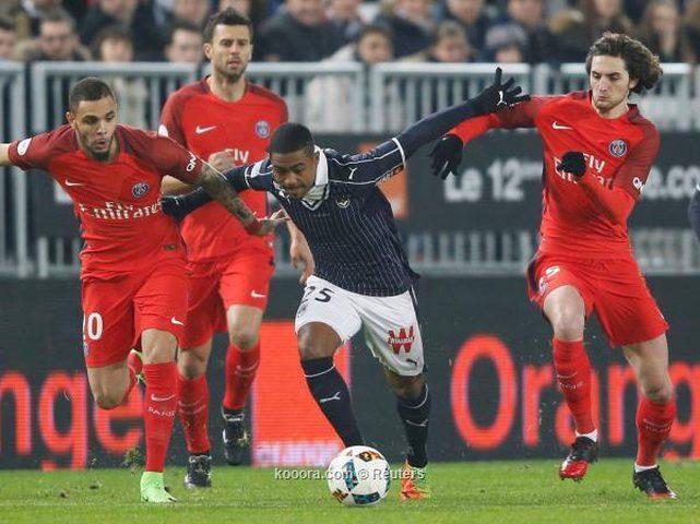 سان جيرمان يواصل مطاردة موناكو في الدوري الفرنسي