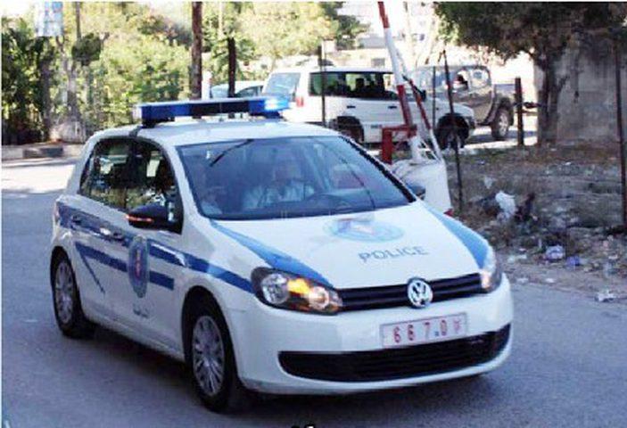 الشرطة تتلف جسما مشبوها غرب جنين